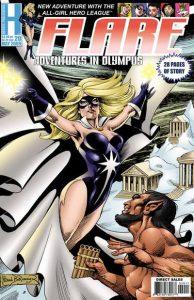 Flare Adventures #20 (2009)