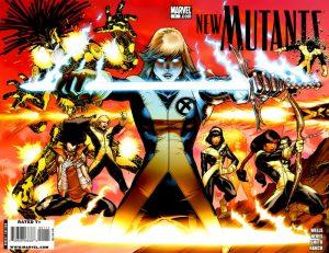 New Mutants #1 (2009)