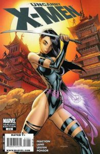 X-Men #510 (2009)