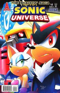 Sonic Universe #4 (2009)