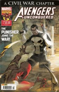 Avengers Unconquered #5 (2009)