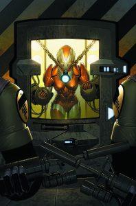Invincible Iron Man #13 (2009)