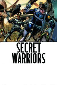 Secret Warriors #4 (2009)