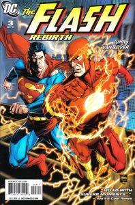 The Flash: Rebirth #3 (2009)