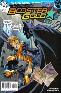 Booster Gold #21 (2009)