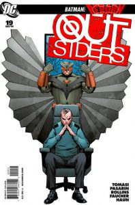 The Outsiders #19 (2009)