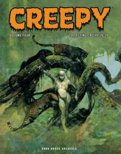 Creepy Archives #4 (2009)
