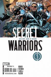 Secret Warriors #5 (2009)
