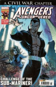 Avengers Unconquered #6 (2009)