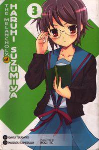 The Melancholy of Haruhi Suzumiya #3 (2009)