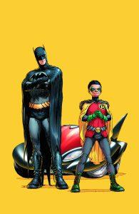 Batman and Robin #1 (2009)