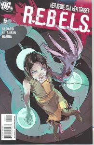 R.E.B.E.L.S. #5 (2009)