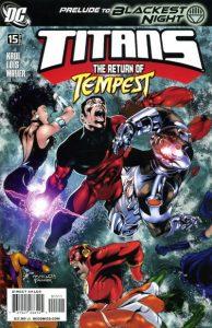 Titans #15 (2009)