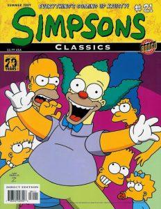 Simpsons Classics #21 (2009)