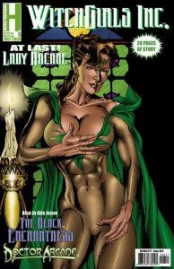 Witchgirls Inc. #6 (2009)