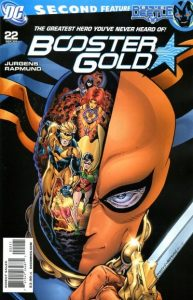 Booster Gold #22 (2009)