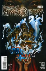 House of Mystery #15 (2009)