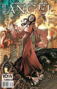 Angel #25 (2009)