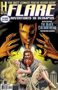 Flare Adventures #21 (2009)
