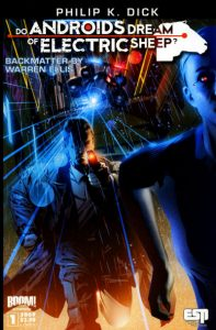 Do Androids Dream of Electric Sheep? #1 (2009)
