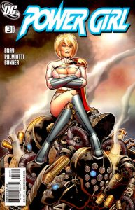Power Girl #3 (2009)