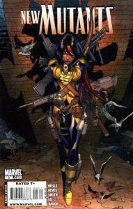 New Mutants #3 (2009)