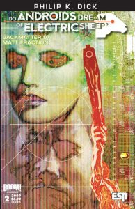 Do Androids Dream of Electric Sheep? #2 (2009)