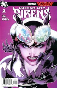 Gotham City Sirens #2 (2009)