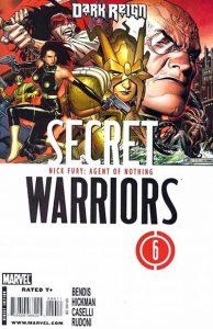 Secret Warriors #6 (2009)