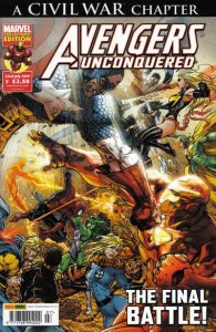 Avengers Unconquered #7 (2009)