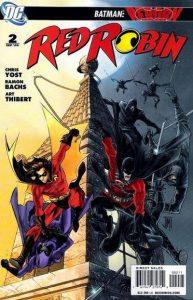 Red Robin #2 (2009)