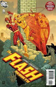 The Flash: Rebirth #5 (2009)