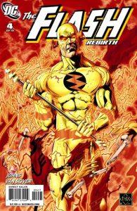 The Flash: Rebirth #4 (2009)