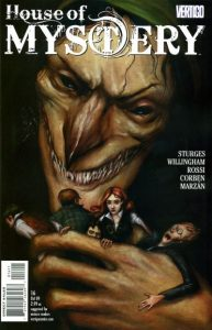 House of Mystery #16 (2009)