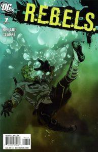 R.E.B.E.L.S. #7 (2009)