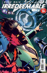 Irredeemable #5 (2009)