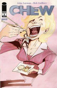 Chew #3 (2009)