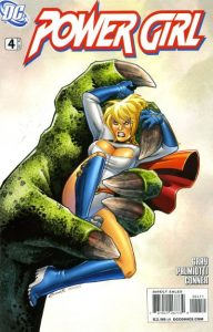 Power Girl #4 (2009)