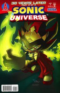 Sonic Universe #7 (2009)