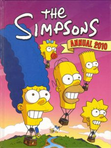 The Simpsons Annual #2010 (2009)