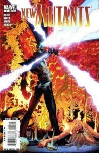 New Mutants #4 (2009)