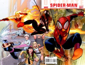 Ultimate Comics Spider-Man #1 (2009)