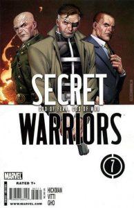 Secret Warriors #7 (2009)
