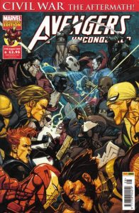 Avengers Unconquered #8 (2009)