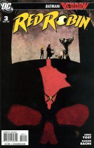 Red Robin #3 (2009)