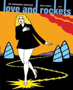 Love and Rockets: New Stories #2 (2009)