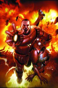 Invincible Iron Man #16 (2009)