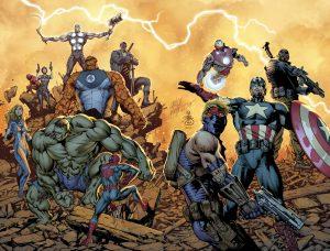 Ultimate Avengers #1 (2009)