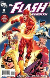 The Flash: Rebirth #6 (2009)