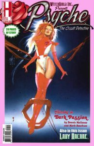 Witchgirls Inc. #7 (2009)